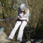 Abseiling Photo